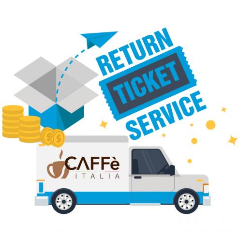 Dhl Ground Return Ticket Ticket Service