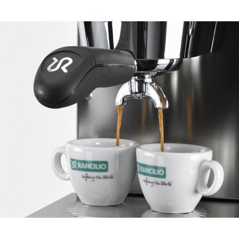 Rancilio Espresso Cups And Saucers - Set Of 6 pieces