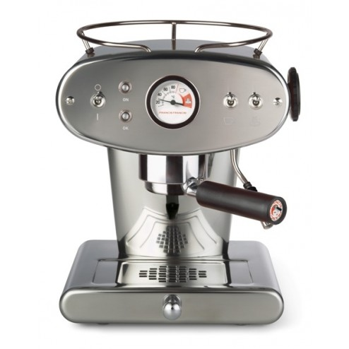 Francis Francis X1 Malet Kaffe - Inox