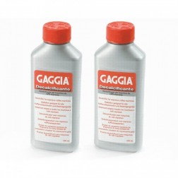 Gaggia set of 2 descaling agent 2 x 250 ml