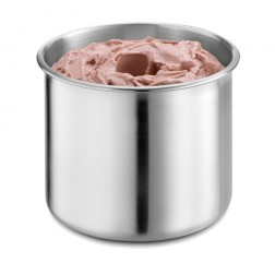 Nemox removable bowl 1,7Lt stainless steel
