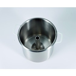 Nemox Removable Bowl 2,5 L Stainless Steel For 4K Touch