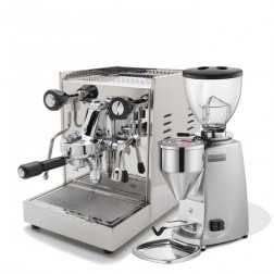 Quick Mill Anita & Mazzer Mini Electronic Model A
